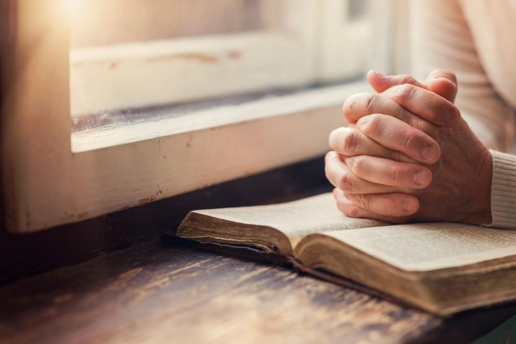 bible-and-prayer