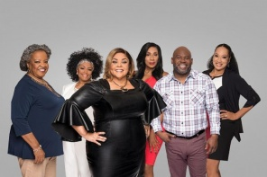 TV One Debuts Original Holiday Movie, 'Merry Wishmas' Starring David & Tamela Mann, Towanda Braxton &  More