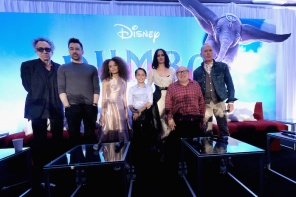 Behind The Scenes: Disney Preps Release Of 'DUMBO' [VIDEO]