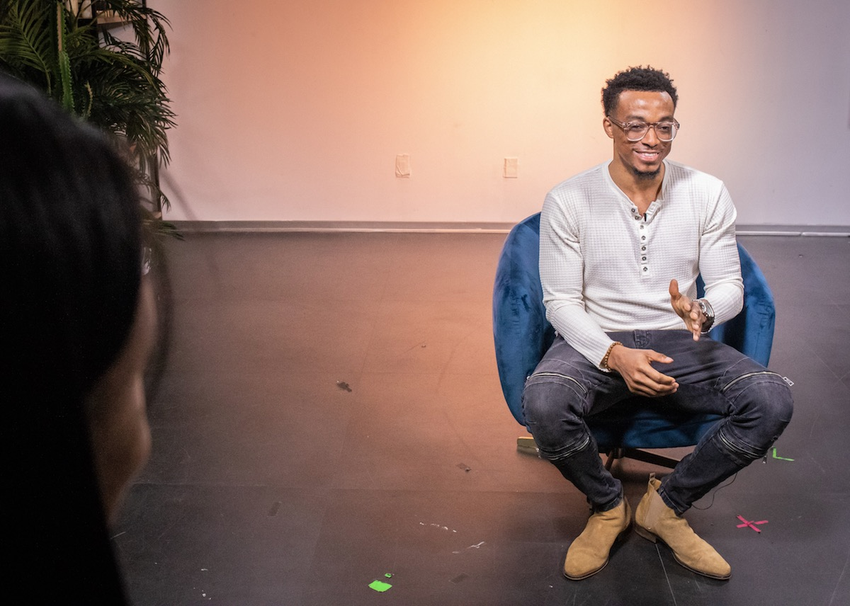 Watch Jonathan Mcreynolds Explains How He Makes Room For God