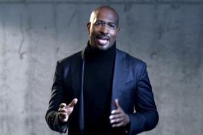 Van Jones Hosts New 'Redemption' Crime Series On CNN