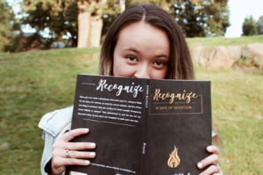 Teen Gifts Her Class With 50-Day Devotional She Wrote Herself!