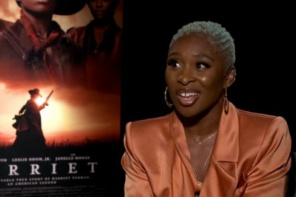 "A 'Harriet' Movie Original: Watch Cynthia Erivo's ""Stand Up"" Music Video"