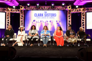 The Clark Sisters Biopic Cast Host Press Conference About Lifetime Movie [PHOTOS]
