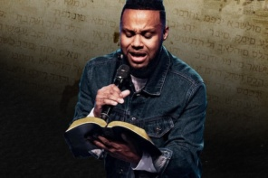 WATCH: Todd Dulaney Explains Why He Went 'Back To The Book' To Help Inspire A Nation [EXCLUSIVE INTERVIEW]