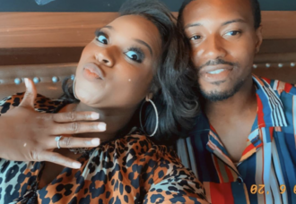 kierra sheard engaged