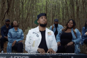 "Anthony Brown & group therAPy Drop ""Worship In The Woods"" Video"