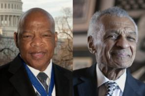 Iconic Civil Rights Leaders John Lewis & Rev. C.T. Vivian Pass Away