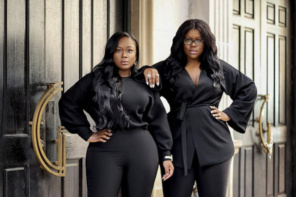 Jolie Noire Fashion: Keyondra & Kim Lockett Discuss Representation, Being Black Women In Business [VIDEO]