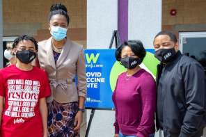 Smokie Norful's Church Served As Site Offering Free COVID-19 Vaccines To Chicago Residents