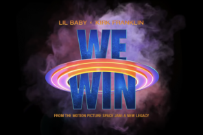"""Kirk Franklin Teams Up With Lil Baby & Just Blaze On 'Space Jam: A New Legacy' Song, """"We Win"""""""